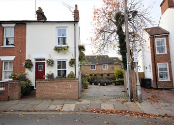 Thumbnail 3 bed end terrace house for sale in Bernard Street, St.Albans