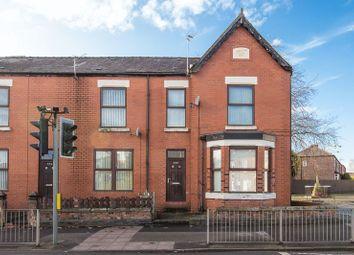 Thumbnail 3 bed terraced house for sale in Liverpool Road, Platt Bridge, Wigan