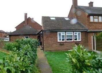 Thumbnail 1 bed bungalow to rent in Asbourne Road, Harold Hill