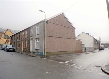 3 bed end terrace house for sale in Brook Street, Ystrad, Pentre CF41