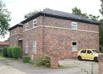 Thumbnail 2 bed flat for sale in Station Square, Strensall, York