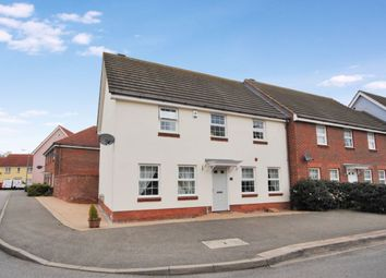 Thumbnail 4 bed semi-detached house for sale in Plaiters Way, Braintree
