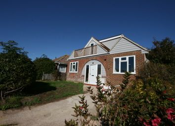 Thumbnail 4 bed detached house for sale in Chichester Way, Selsey