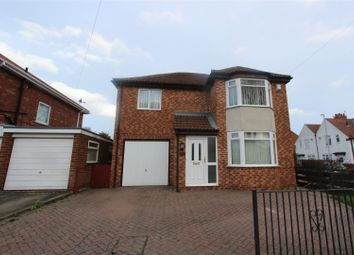 Thumbnail 4 bed detached house for sale in Stooperdale Avenue, Darlington