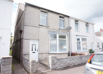 Thumbnail 3 bedroom semi-detached house for sale in Oakleigh Road, Loughor