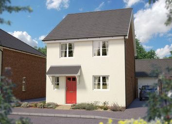 "Thumbnail 4 bedroom detached house for sale in ""The Salisbury"" at Chivenor, Barnstaple"