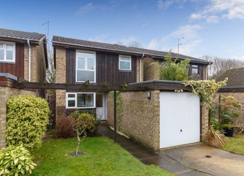 Thumbnail 3 bed detached house for sale in Dents Close, Letchworth Garden City