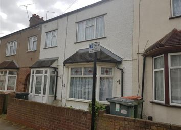Thumbnail 3 bedroom terraced house for sale in Clements Road, London