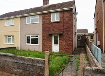 Thumbnail 3 bed semi-detached house for sale in 2 Maes Glas, Pyle, Bridgend