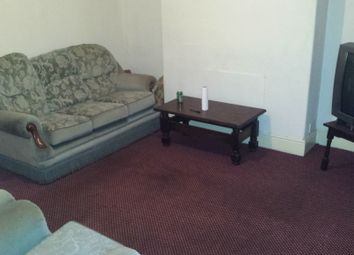 Thumbnail 4 bed terraced house to rent in Great Western Street, Rusholme, Manchester