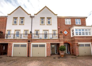 Thumbnail 4 bed terraced house for sale in Sharples Close, Cheswick Village, Bristol