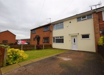 Thumbnail 3 bed terraced house for sale in Newark Close, Prenton