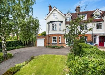 Thumbnail 5 bed semi-detached house for sale in Epping, Essex