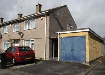 Thumbnail 2 bed town house for sale in Tatlow Road, Glenfield, Leicester