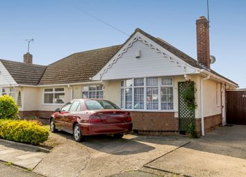 Thumbnail 2 bed semi-detached bungalow for sale in Foxhunter Drive, Leicester, Leicestershire