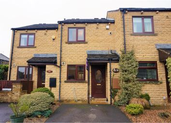Thumbnail 2 bed terraced house for sale in Rockville Terrace, Halifax