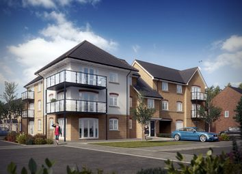 "Thumbnail 2 bed flat for sale in ""The Mill House"" at King Street Lane, Winnersh, Wokingham"