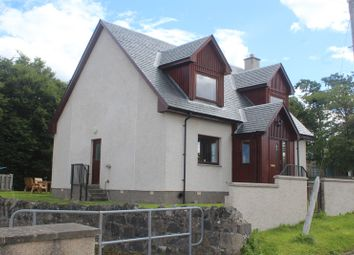 Thumbnail 4 bed detached house for sale in Tombeck, Cults Drive, Tomintoul