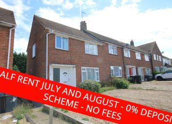 Thumbnail 4 bedroom semi-detached house to rent in Cambridge Road, Canterbury, Kent