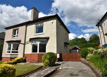 Thumbnail 2 bed semi-detached house for sale in Turret Crescent, Knightswood