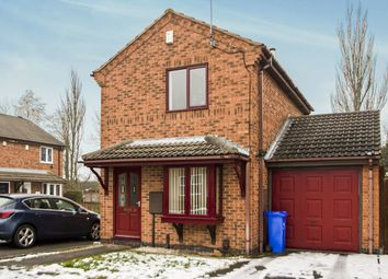 Thumbnail 2 bed detached house for sale in Rupert Street, Ilkeston
