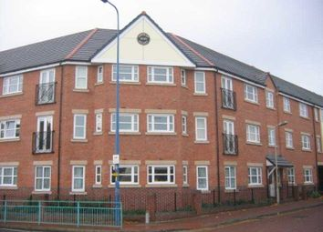 Thumbnail 2 bed flat to rent in Hingley Court, Cradley Heath, West Midlands