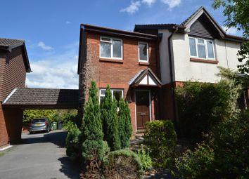 Thumbnail 2 bed end terrace house to rent in Dukes Close, Petersfield