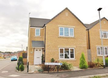 3 bed detached house for sale in Wilson Court, Wombwell, Barnsley S73