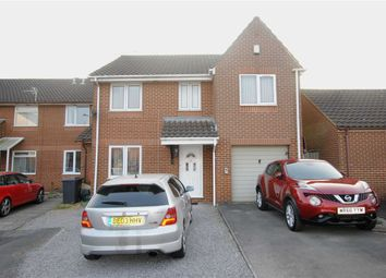 Thumbnail 4 bed end terrace house for sale in Foxborough Gardens, Bradley Stoke, Bristol