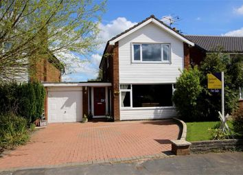 Thumbnail 3 bed detached house for sale in The Court, Fulwood, Preston