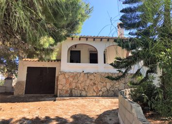 Thumbnail 5 bed villa for sale in Tabaira, Moraira, Alicante, Valencia, Spain
