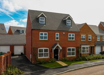 Thumbnail 5 bed detached house for sale in Sandy Hill Lane, Moulton, Northampton