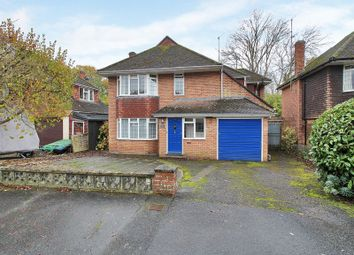 Thumbnail 3 bed detached house for sale in Blount Avenue, East Grinstead