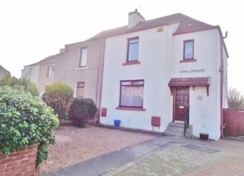 Thumbnail 2 bed property for sale in 36 Herd Crescent, Methilhill, Leven