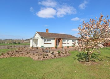 Thumbnail 3 bed detached bungalow for sale in Smithincott, Uffculme