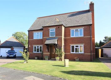 Thumbnail 4 bed detached house for sale in 12, Fir Court Drive, Churchstoke, Montgomery, Powys