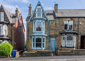 Thumbnail 3 bed end terrace house for sale in Crofton Avenue, Hillsborough, Sheffield