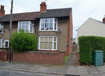 Thumbnail 2 bedroom end terrace house for sale in Murray Avenue, Kingsley, Northampton