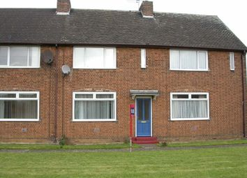 Thumbnail 3 bed terraced house to rent in Wellington Road, Lindholme, Doncaster