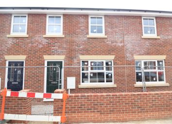 Thumbnail 3 bed terraced house for sale in Sartoris Road, Rushden