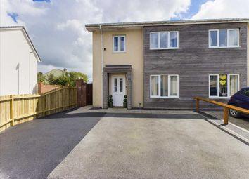 Thumbnail 3 bed semi-detached house for sale in Rhosdir, Gaerwen