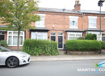 Thumbnail 3 bedroom terraced house to rent in Gordon Road, Harborne