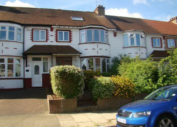 Thumbnail 4 bed terraced house for sale in Ridgeway Avenue, Gravesend
