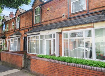 Thumbnail 3 bedroom terraced house for sale in Hutton Road, Handsworth, Birmingham