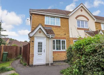 Thumbnail 2 bed end terrace house for sale in Stoke Heights, Fair Oak, Eastleigh