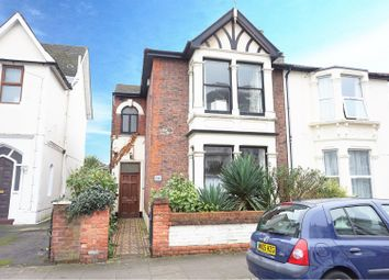 Thumbnail 4 bed semi-detached house for sale in Queens Road, Portsmouth