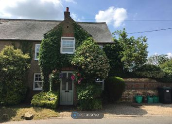 Thumbnail 3 bed semi-detached house to rent in Wardhedges Road, Flitton, Bedford