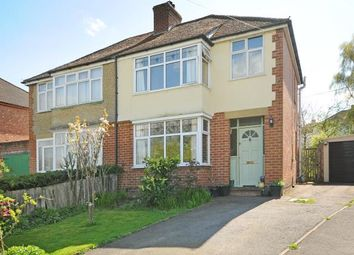 Thumbnail Semi-detached house for sale in St. Pauls Crescent, Botley, Oxford