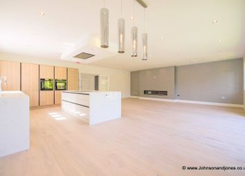 Thumbnail 5 bed detached house for sale in Abbey Road, Chertsey