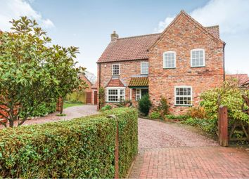 Thumbnail 5 bedroom detached house for sale in Old Rectory Gardens, Sturton By Stow, Lincoln